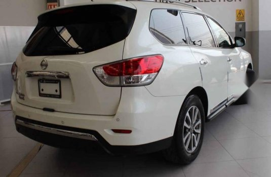 Nissan Pathfinder 2016 5p Advance V6/3.5 Aut