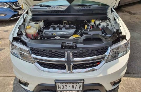2014 Dodge Journey SXT Piel y Q/c 2.4L Aut