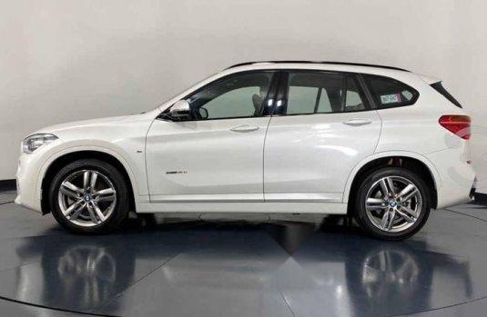45832 - BMW X1 2018 Con Garantía At