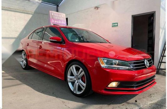 Impecable VW Jetta 2016 Sport Manual, Quemacocos.