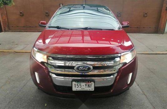 Ford Edge Límited Segunda Dueña