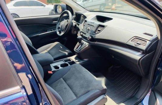 Honda CRV Seminueva