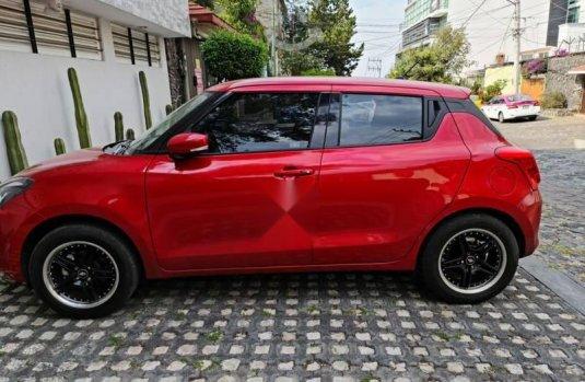 Suzuki Swift GLX 2018 Automático