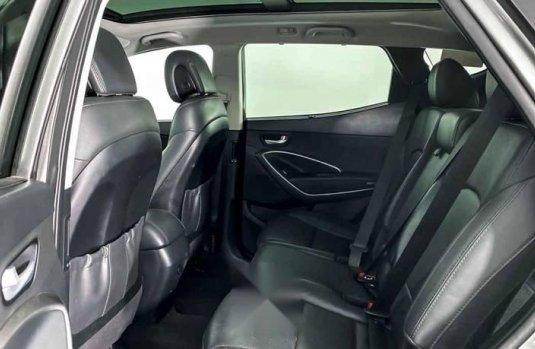 43954 - Hyundai Santa Fe 2018 Con Garantía At