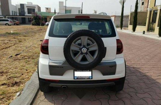 VW Crossfox 2012
