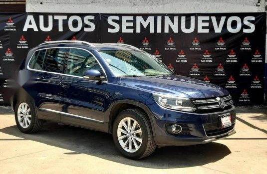 VOLKSWAGEN TIGUAN TRACK AND FUN 2016