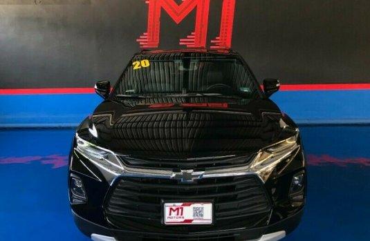 Chevrolet Blazer Paq B T/A 2020 Negro $ 655,800