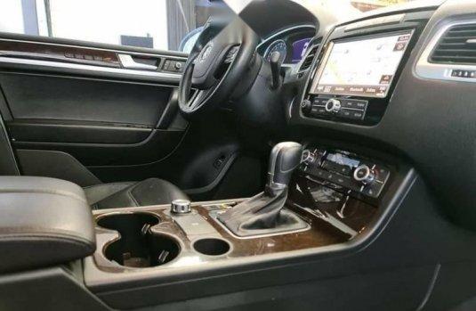 Volkswagen Touareg 3.0 Edición X V6 At
