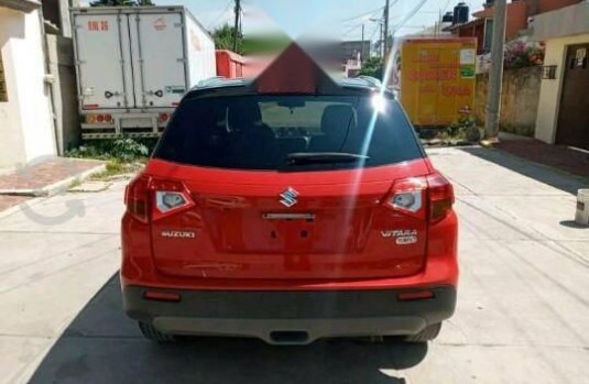 SUZUKI VITARA 2017 TURBO 1.4 ¡MANUAL!