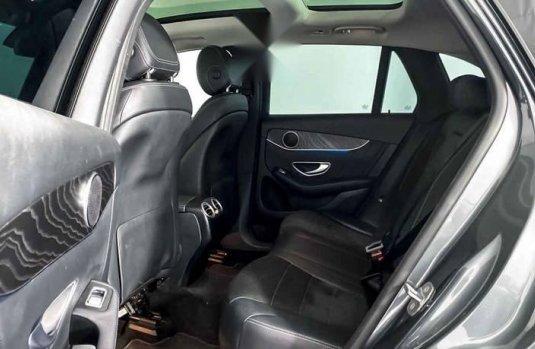 37072 - Mercedes Benz Clase GLC 2018 Con Garantía
