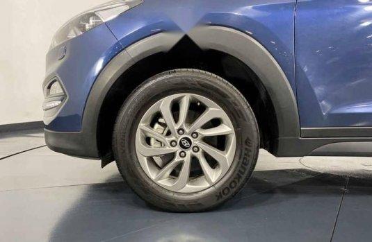 46168 - Hyundai Tucson 2017 Con Garantía At
