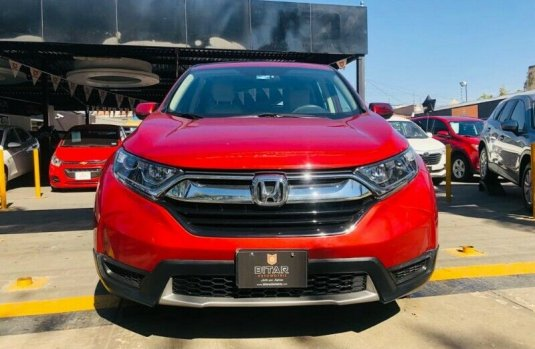 HONDA CR-V EX LAVA FUNDIDA 2017