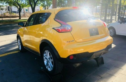 NISSAN JUKE ADVANCE AMARILLO SOLAR 2017