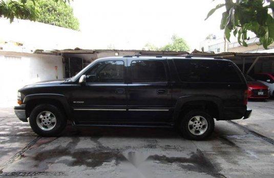 Chevrolet Suburban 5p TA,a/ac.,piel,RA16\
