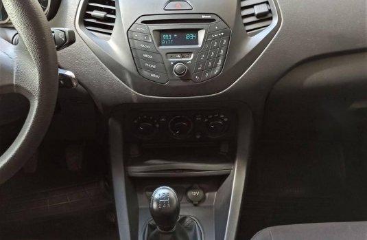 Ford Figo 2018 1.5 Impulse Sedan Mt
