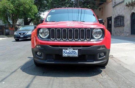Jeep Renegade 2017 Auto Certificado - MWTBYL