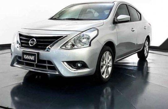 36890 - Nissan Versa 2018 Con Garantía Mt