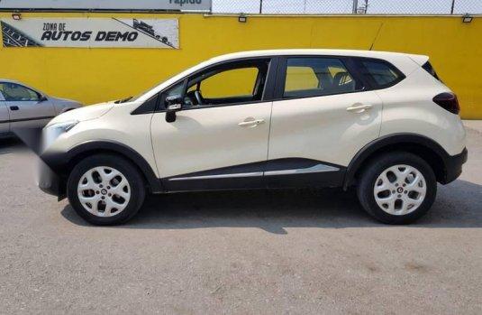 Renault Captur Intens 2019 Automático Marfil