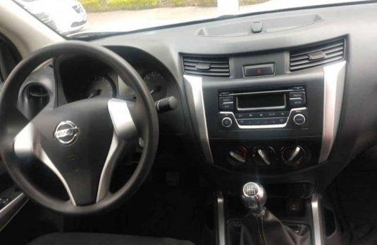 Nissan Frontier NP300 2020 4p XE L4/2.4 Man