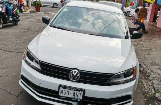 Volkswagen Jetta A6 standar 2.0 excelente