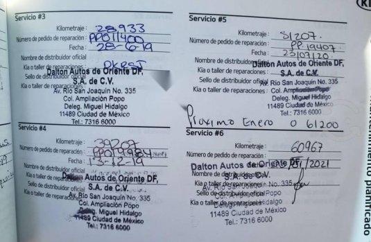 Kia Sportage Gt Line 2018 Factura Y Servicios De A