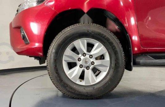 46091 - Toyota Hilux 2018 Con Garantía Mt