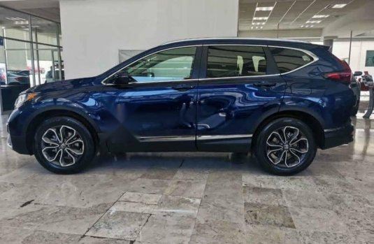 Honda CRV 2021 5p Touring L4/1.5/T Aut