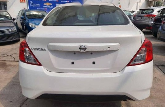 Nissan Versa 2019 4p Sense L4/1.6 Man