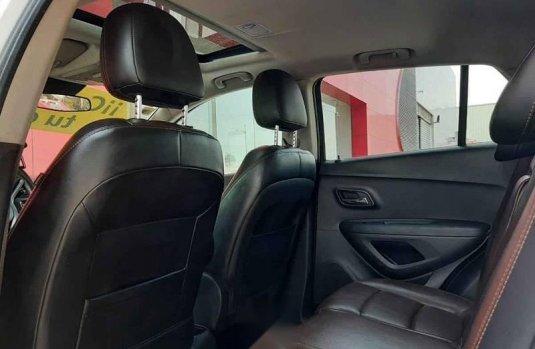 Chevrolet Trax 2014 5p LTZ L4/1.4/T Aut