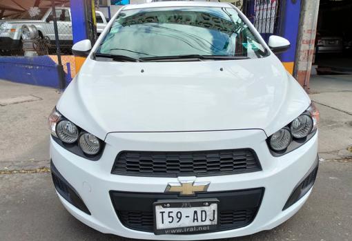 Venta auto Chevrolet Sonic 2015 , Ciudad de México