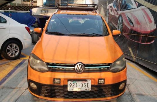 Venta auto Volkswagen CrossFox 2011 , Ciudad de México