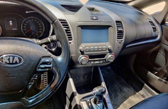 Kia Forte SX 2017 Sedan