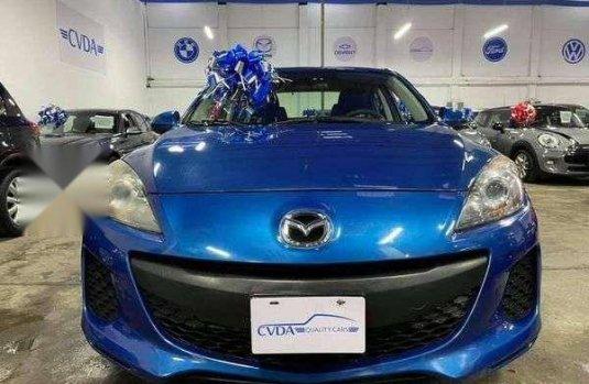 Mazda 3 Sedan ITouring 2012 Fac Agencia
