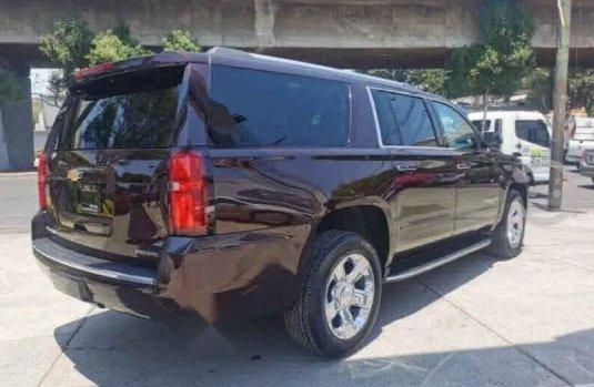Chevrolet Suburban 2020 5p Premier D