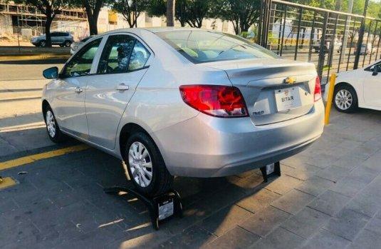 Se vende urgemente Chevrolet Aveo LS 2018 en Guadalajara