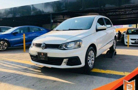 Se vende urgemente Volkswagen Gol Trendline 2017 en Guadalajara