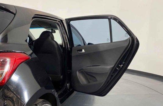 Se pone en venta Hyundai Grand I10 2015