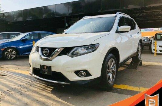 Auto Nissan X-Trail Exclusive 2015 de único dueño en buen estado