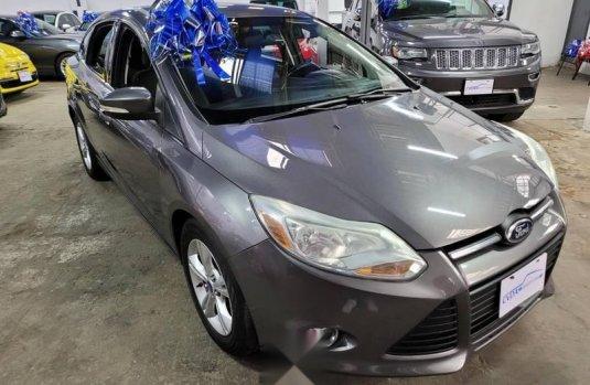 Ford Focus Se Sedan 2013 Fac Agencia