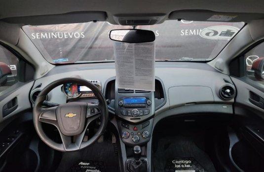 Venta de Chevrolet Sonic Paq D 2016 usado Manual a un precio de 145000 en Huixquilucan