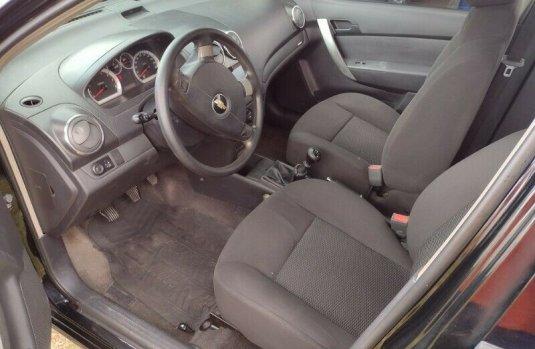 Se pone en venta Chevrolet Aveo LT 2017