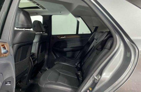 46734 - Mercedes Benz Clase M 2013 Con Garantía At