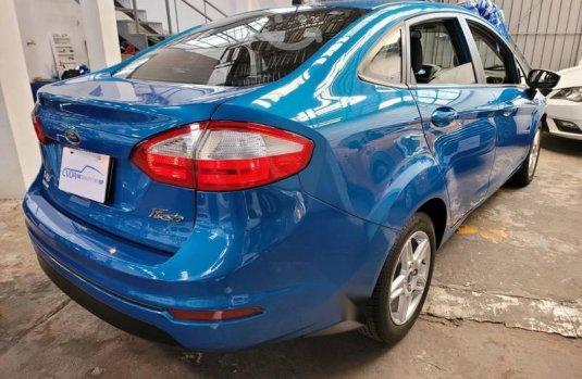 Ford Fiesta Sedan Se Plus 2017 Fac Agencia