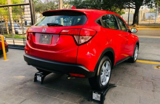 Honda HR-V Uniq 2016 barato en Guadalajara