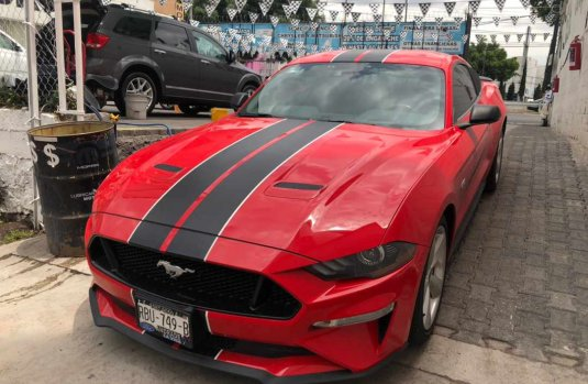 Ford Mustang GT Premium 2019 impecable somos Agencia