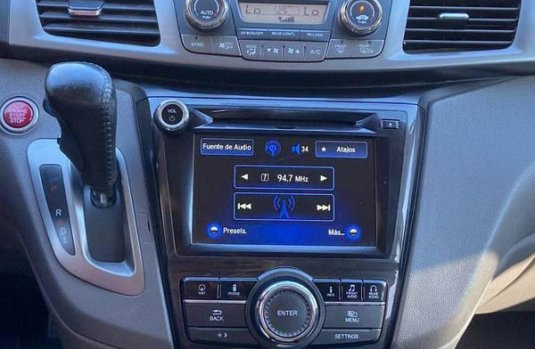 Se vende urgemente Honda Odyssey Touring 2015 en Zapopan