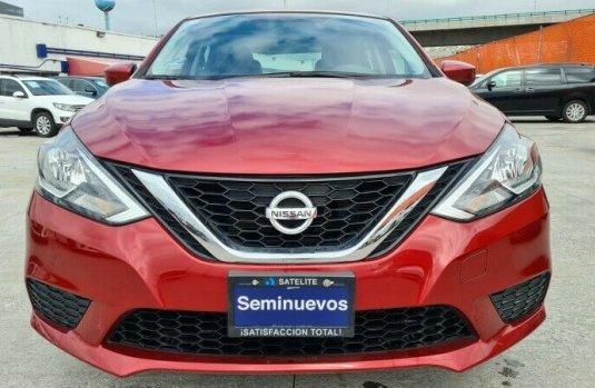 Nissan Sentra 2018 Sense MT