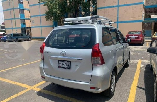 Venta de Toyota Avanza 2013 usado Automático a un precio de 125000 en Tlalpan