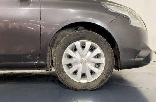 44877 - Nissan Versa 2017 Con Garantía Mt