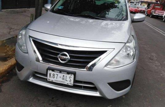 Nissan Versa 2016 impecable en Azcapotzalco